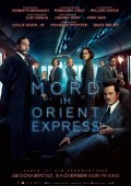 Cover zu Mord im Orient-Express (Murder on the Orient Express)